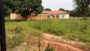 Health Centre in Jabang