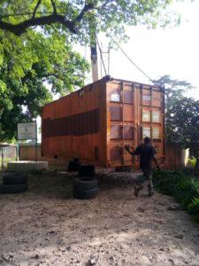Der Container